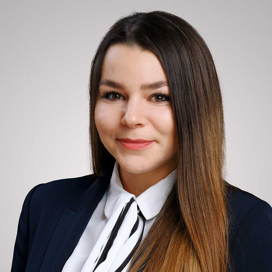 Jessica Krzykala - Rechtsanwälte Dr. Papsch & Collegen